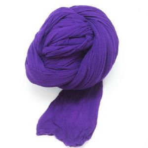 Single colour Specially dyed nylon, Nylon, Dark purple, Stretched Size 1.85m x 22cm, 1 piece, [SWW0704]
